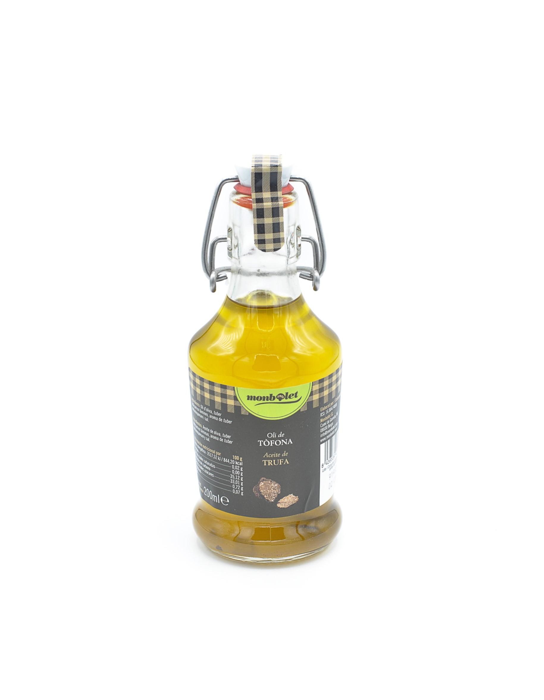 Oli de tòfona 200 ml