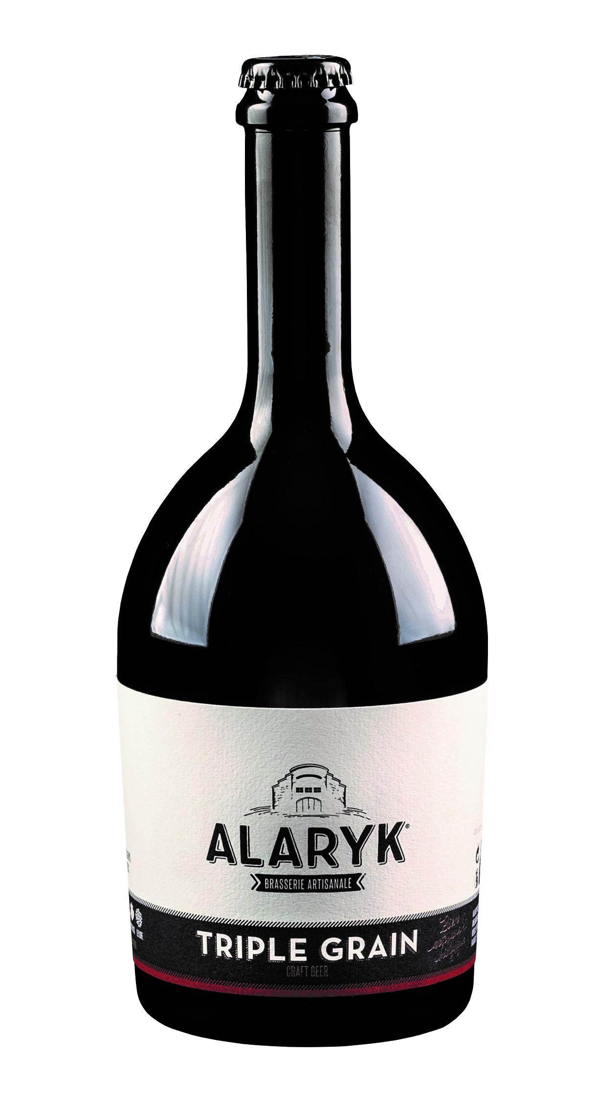 Cervesa Alaryk Triple Grain Bio 8,5% vol. 33cl.